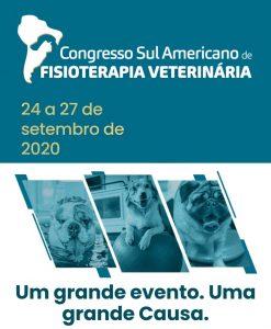 Fisioterapia veterinária - Congresso Sul-americano @ 100% ONLINE